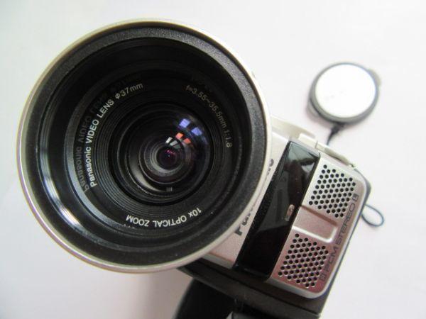 Panasonic ☆ DIGICAM NV-C7 ★ デジタル ビデオカメラ & 別売:ACアダプター VSK0588 他 * 動作未確認、付属品 欠あり/※ジャンク出品_画像5