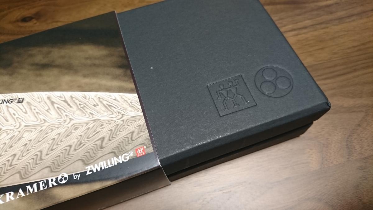 新品 KRAMER by ZWILLING ユーロラインステンレス シェフ 10インチ 34891-240 ボブ・クレーマー 牛刀 ツヴィリング ヘンケルス HENCKELS_画像7