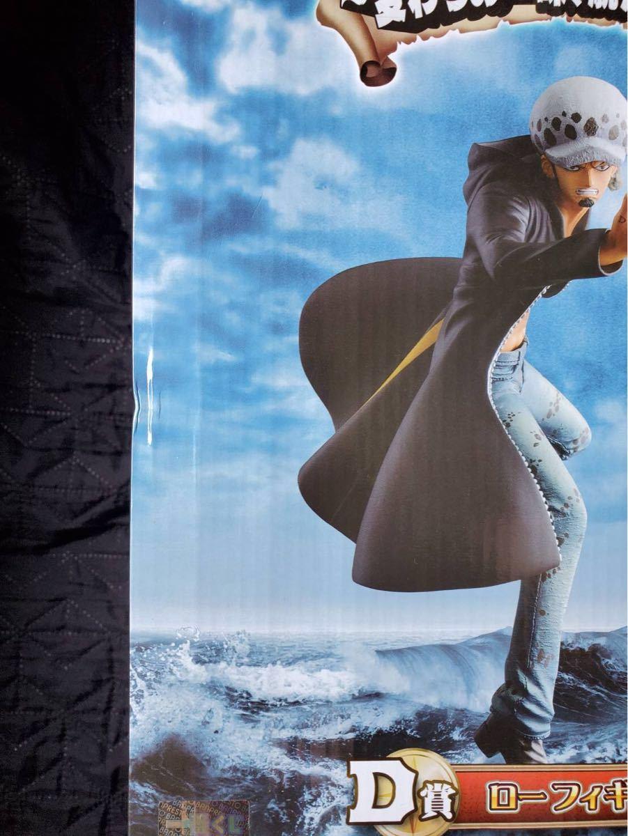 ワンピース フィギュア 一番くじ ダブルチャンスキャンペーン 当選品 トラファルガー・ロー スペシャルカラー 検 ONE PIECE P.O.P POP_画像7