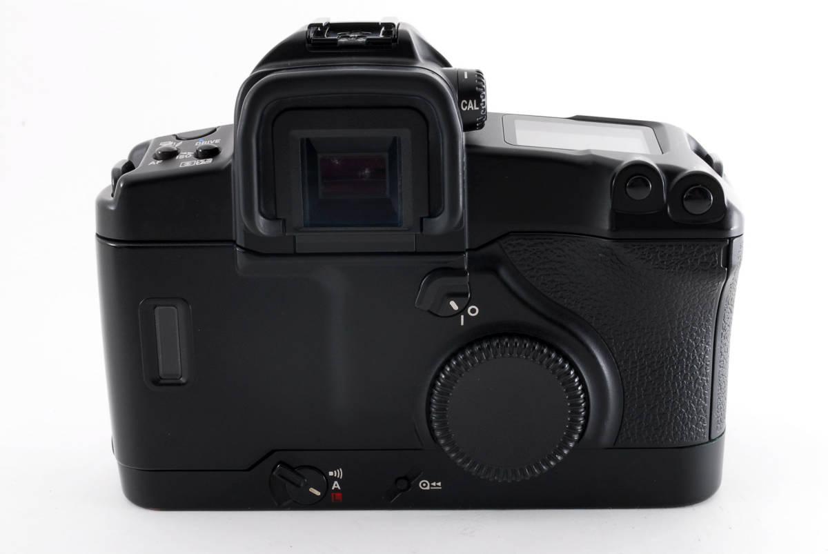 ☆美品 動作正常☆ Canon EOS 3 キャノン EOS3 キヤノン フィルム 一眼レフ カメラ_画像6