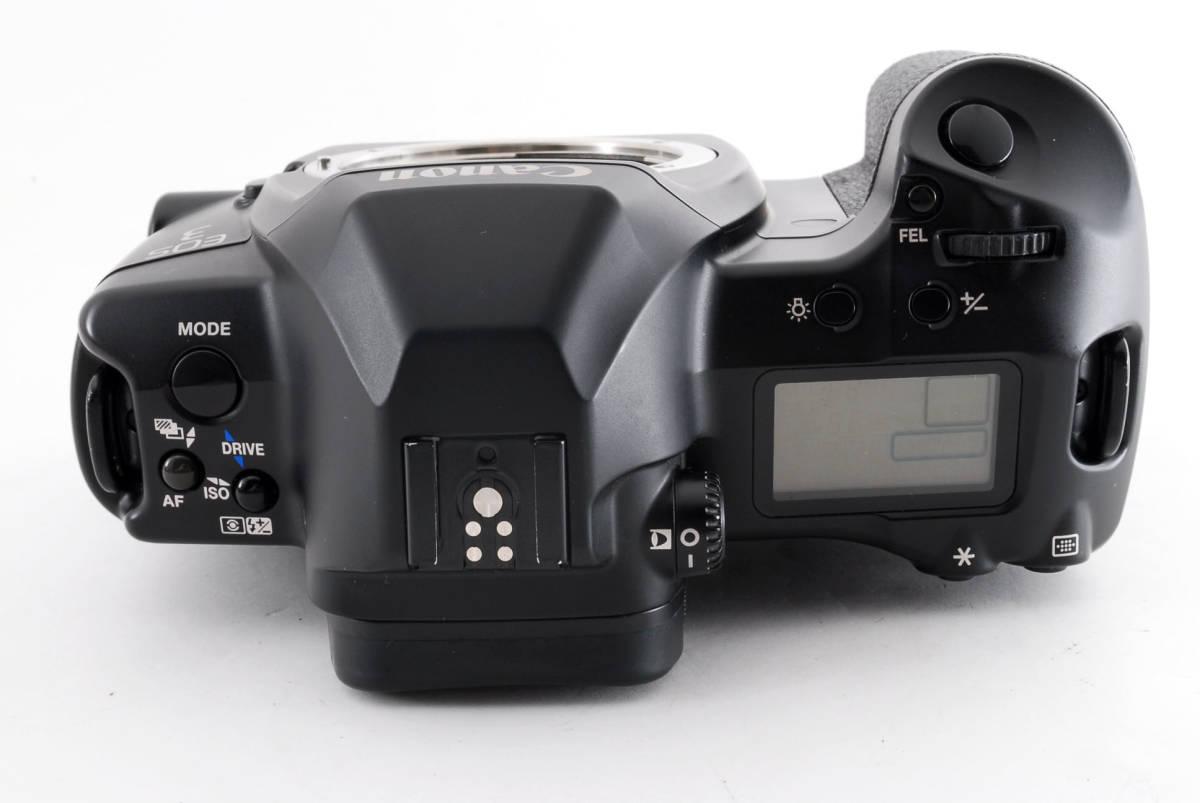 ☆美品 動作正常☆ Canon EOS 3 キャノン EOS3 キヤノン フィルム 一眼レフ カメラ_画像7