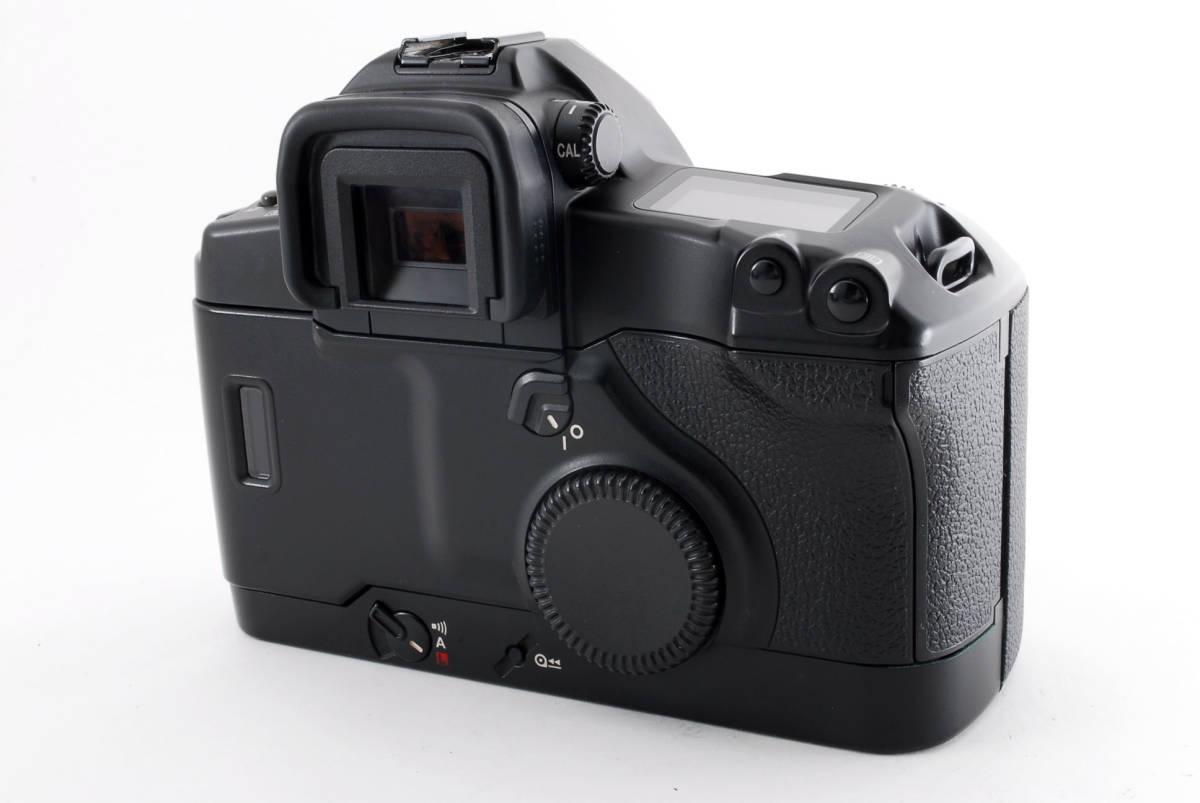 ☆美品 動作正常☆ Canon EOS 3 キャノン EOS3 キヤノン フィルム 一眼レフ カメラ_画像5