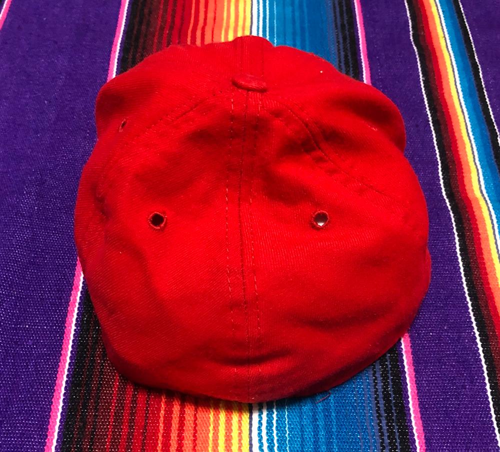 激レア!初期 IGNITION45(イグニッション45)NEW ERA(ニューエラ)90s USA製 BASE BALL CAP(ベースボールキャップ)59FIFTY CHOPPER チョッパー_画像3
