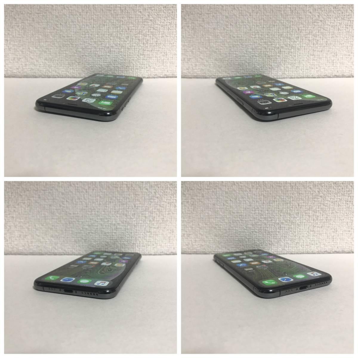 【電池良好】 SIMフリー iPhoneXS 256GB SpaceGray iPhone XS_画像4