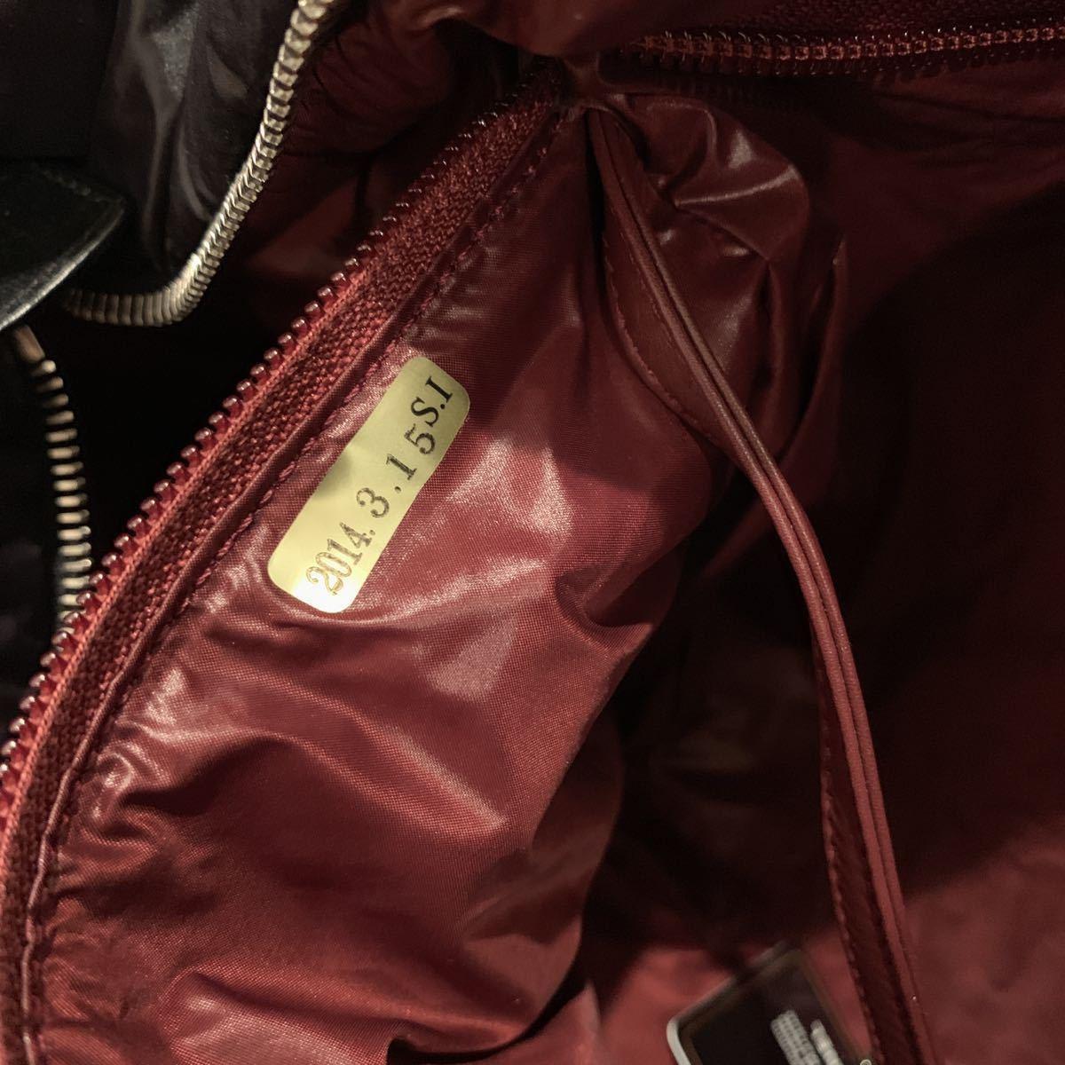 CHANEL シャネル コココクーン ビッグトートバッグ 旅行鞄 ショルダーバッグ ナイロン×マトラッセ 極美品 格安出品 _画像8