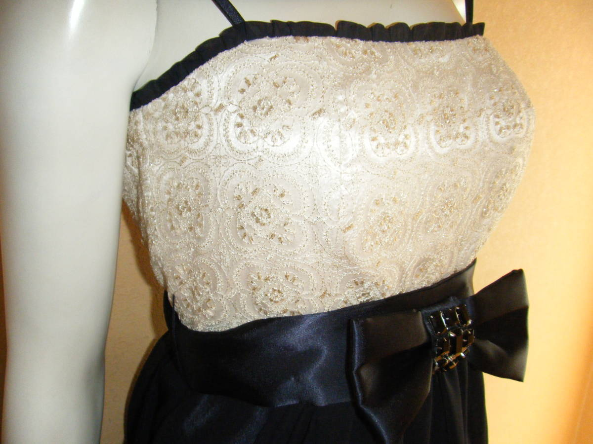 美品 スコットクラブ Aga LENTILLE ランティーユ ドレス ワンピース メ6105_画像2