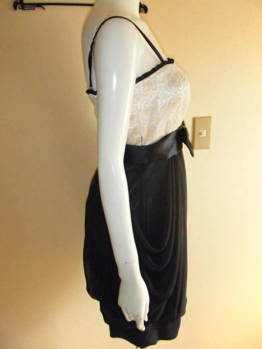 美品 スコットクラブ Aga LENTILLE ランティーユ ドレス ワンピース メ6105_画像3
