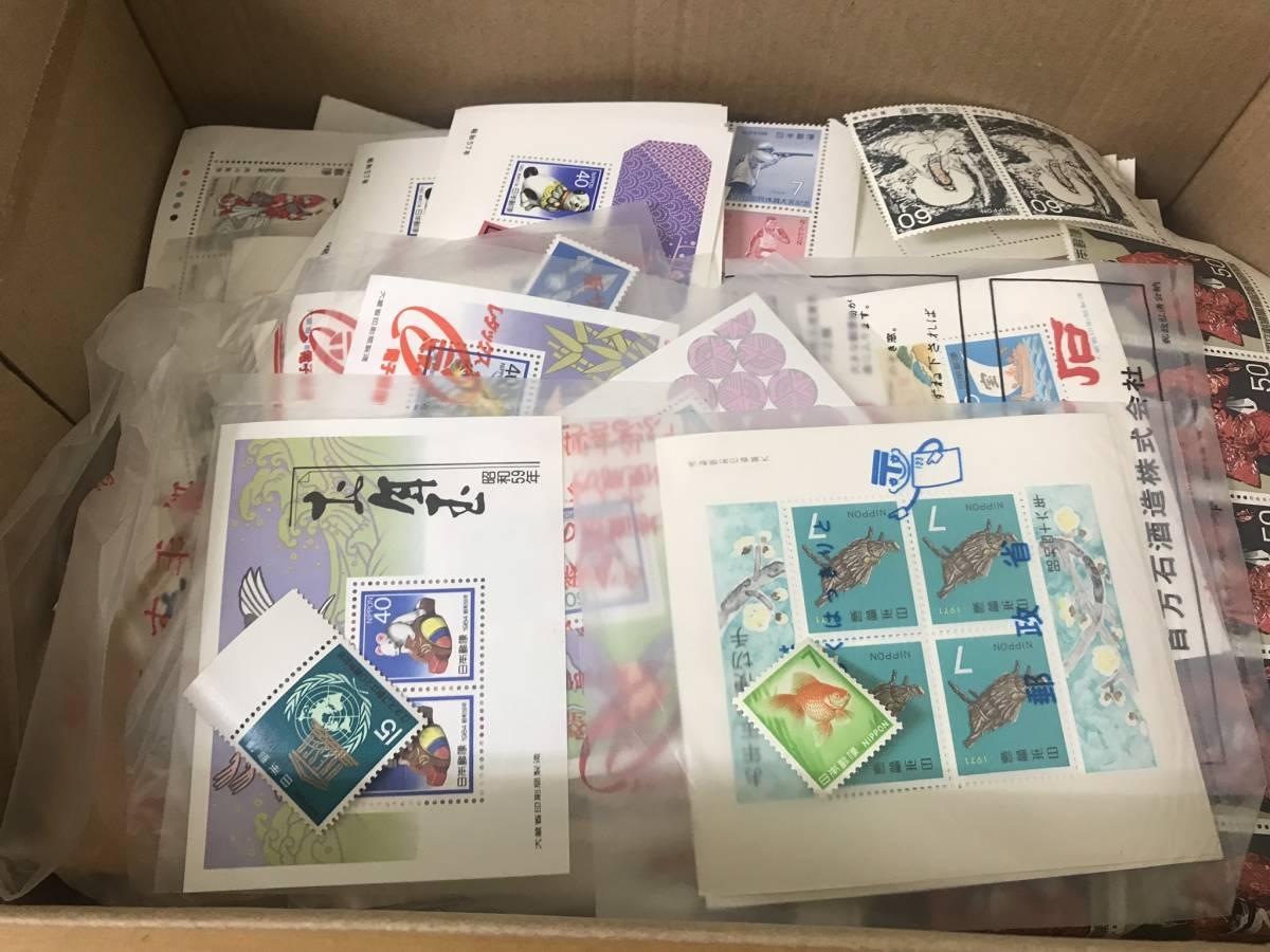 切手 額面 27万円以上 大量 シート バラ まとめて _画像8