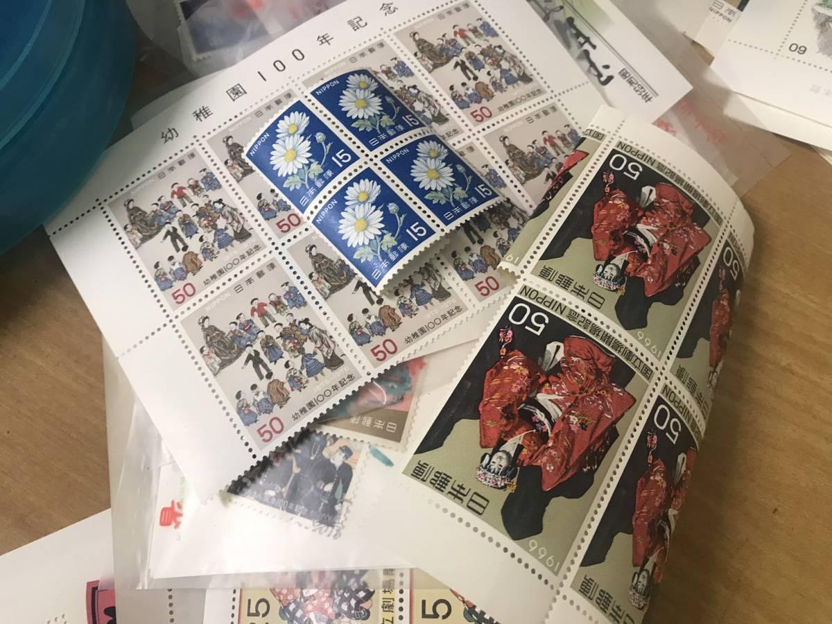 切手 額面 27万円以上 大量 シート バラ まとめて _画像7