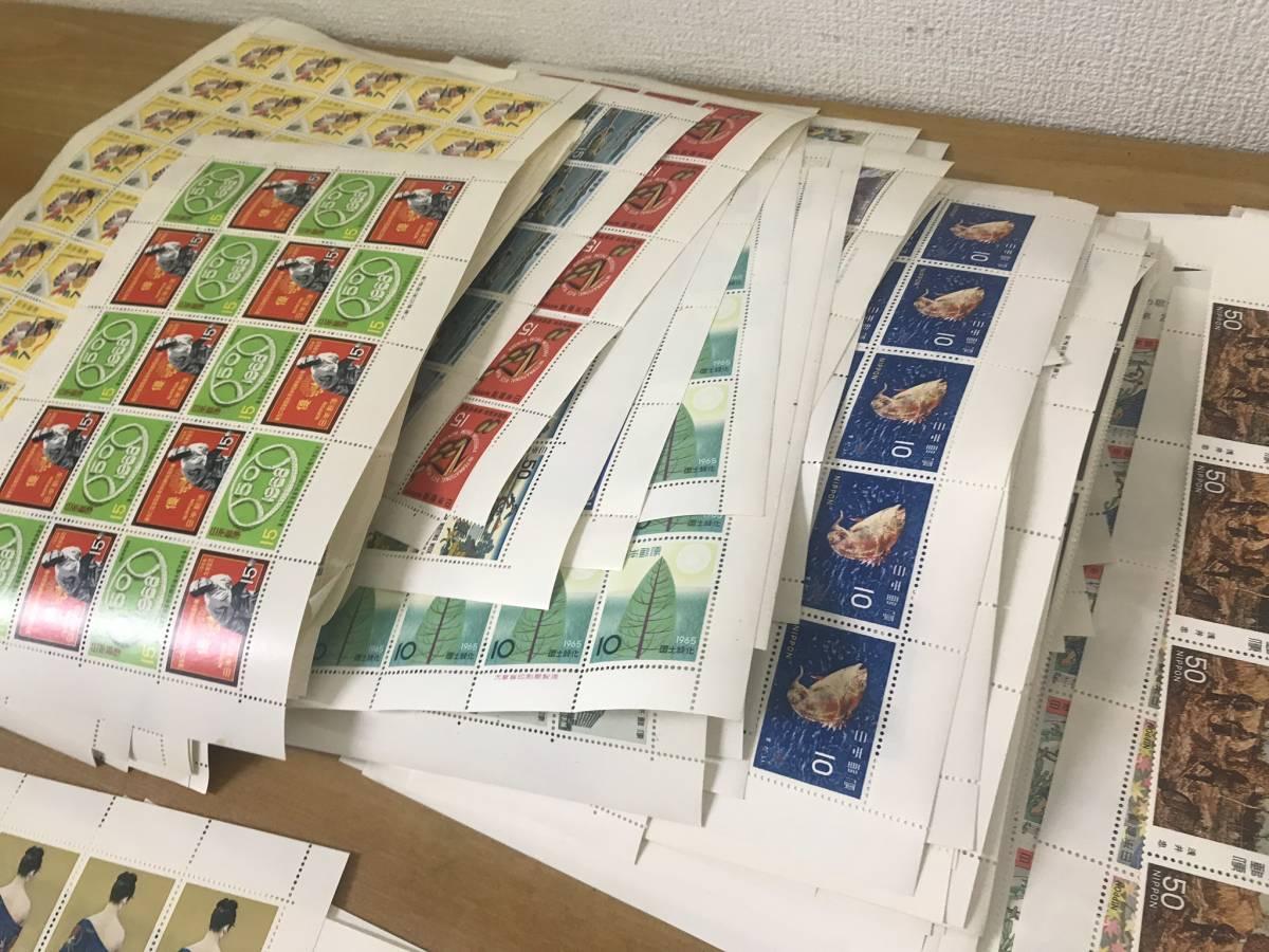 切手 額面 27万円以上 大量 シート バラ まとめて _画像4