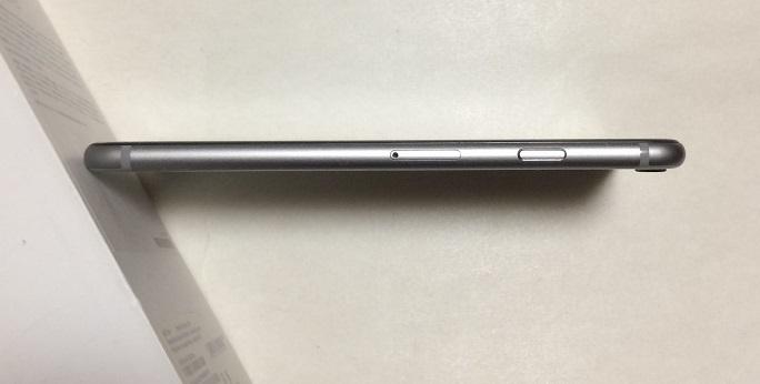 iPhone6 64GB docomo  スペースグレイ バッテリー93%  送185円 _画像7