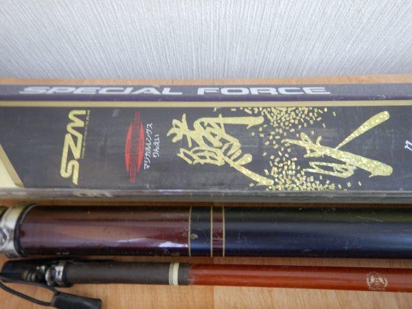 1927 釣竿 Daiwa/ダイワ SZM オリンピックなど 色々まとめて 約20本_画像2