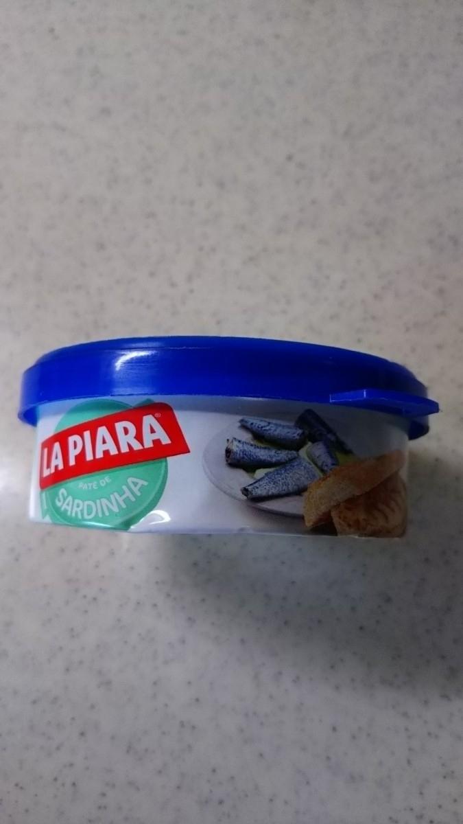 ポルトガル スーパーコンティネンテ サーディン 新鮮 イワシ パテ 100%ナチュラル素材 グルテンフリー 75g おつまみ 缶詰め シーフード _画像3