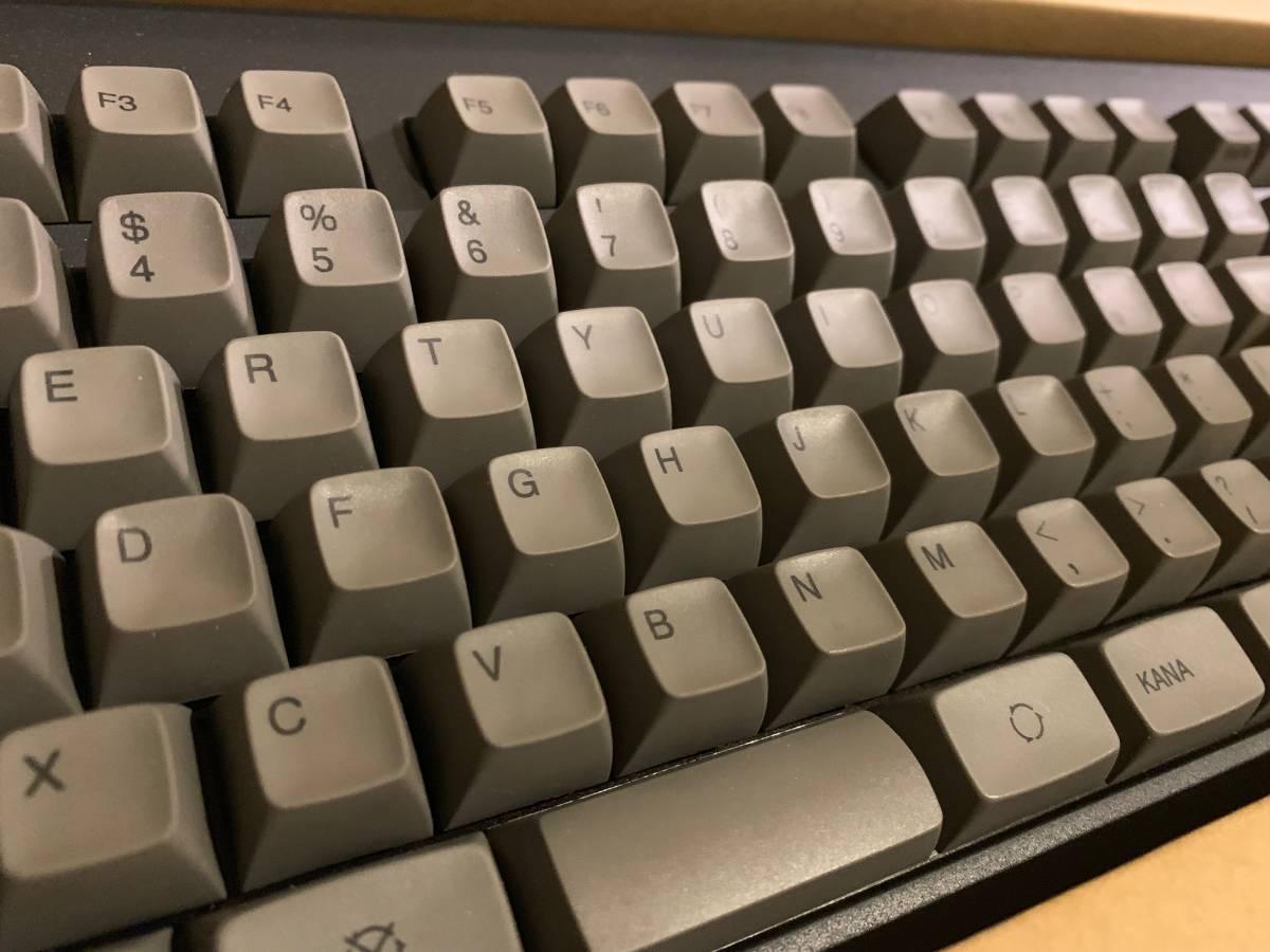 【新品同様品】東プレREALFOCE(リアルフォース)108UG-HiPro YK0100 USBキーボード_画像4