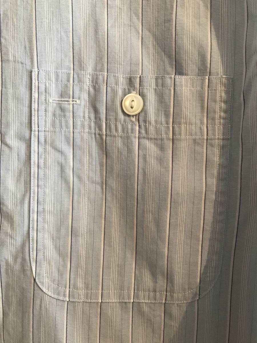 希少 レアモデル90sポロ ラルフローレン ネコ目ボタン マチ付 ワークシャツ カントリー ポロスポーツ ビンテージRRL RL-92 RL-93ポロベア_画像5