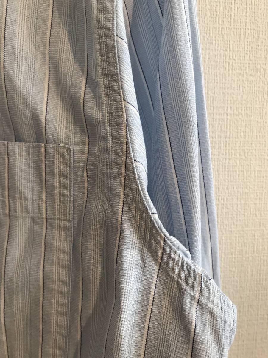 希少 レアモデル90sポロ ラルフローレン ネコ目ボタン マチ付 ワークシャツ カントリー ポロスポーツ ビンテージRRL RL-92 RL-93ポロベア_画像6