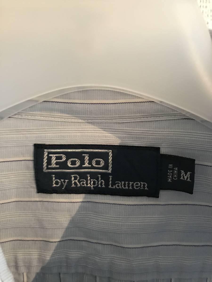 希少 レアモデル90sポロ ラルフローレン ネコ目ボタン マチ付 ワークシャツ カントリー ポロスポーツ ビンテージRRL RL-92 RL-93ポロベア_画像10