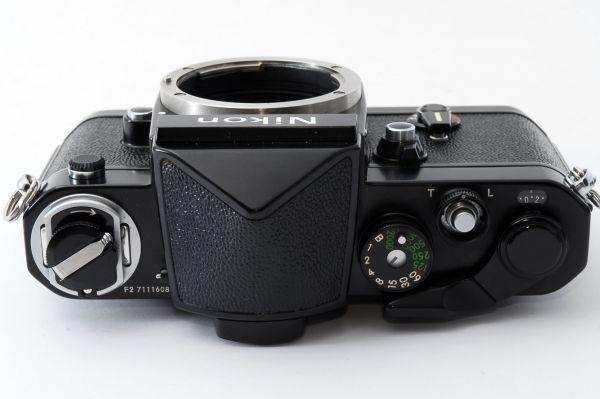 Nikon ニコン F2 レア初期モデル_画像4