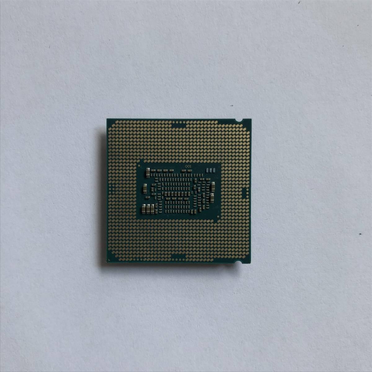 Intel Core i7-7700 SR338 3.60GHZ_画像2