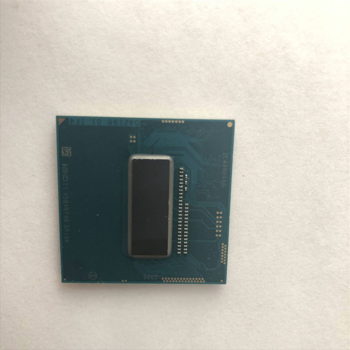 Intel Core i7-4900MQ SR15K 2.8GHZ