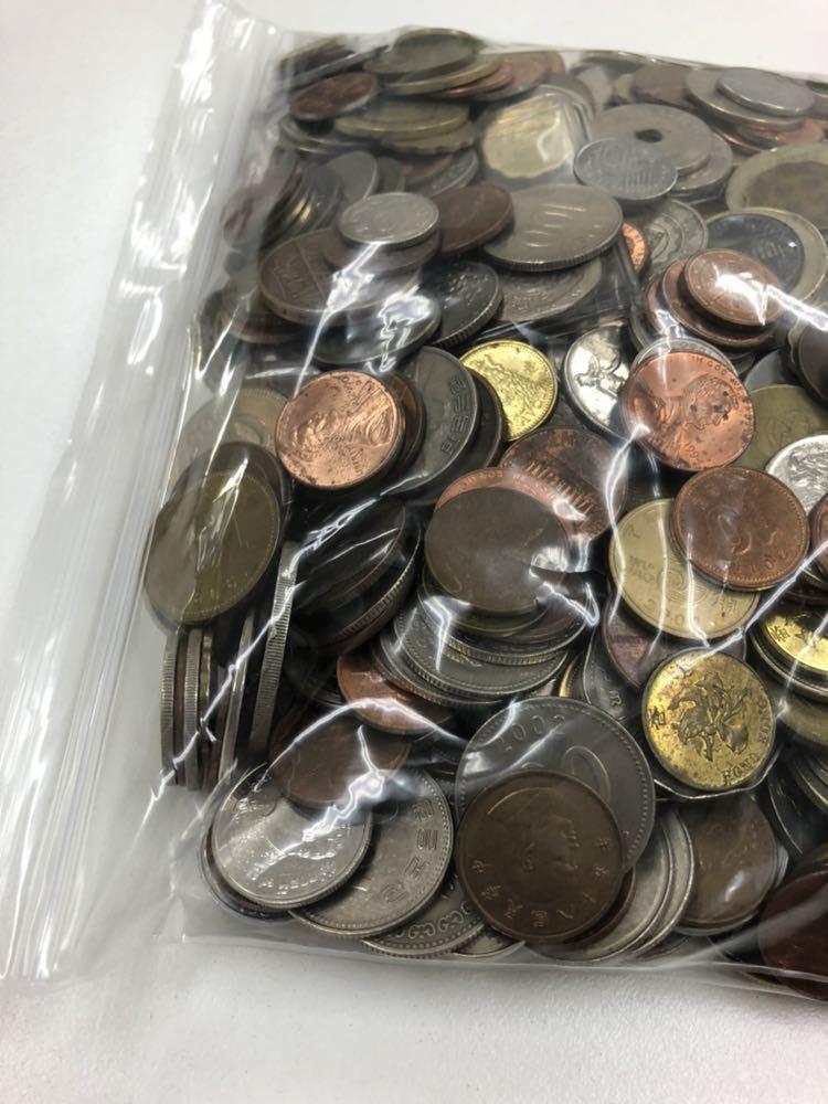 外国 コイン 大量 まとめ 約5キロ ②_画像5