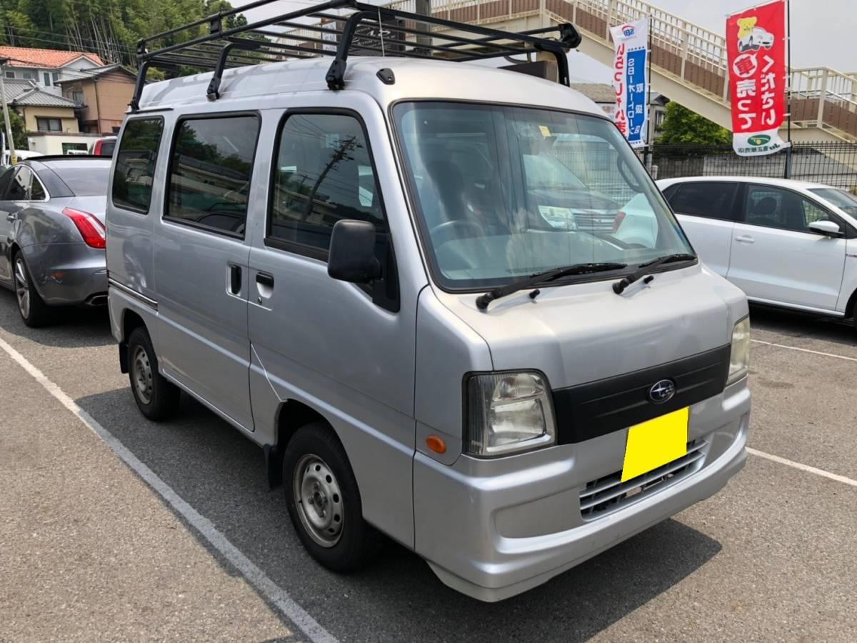 愛知県 H20年式 スバル サンバー_画像2