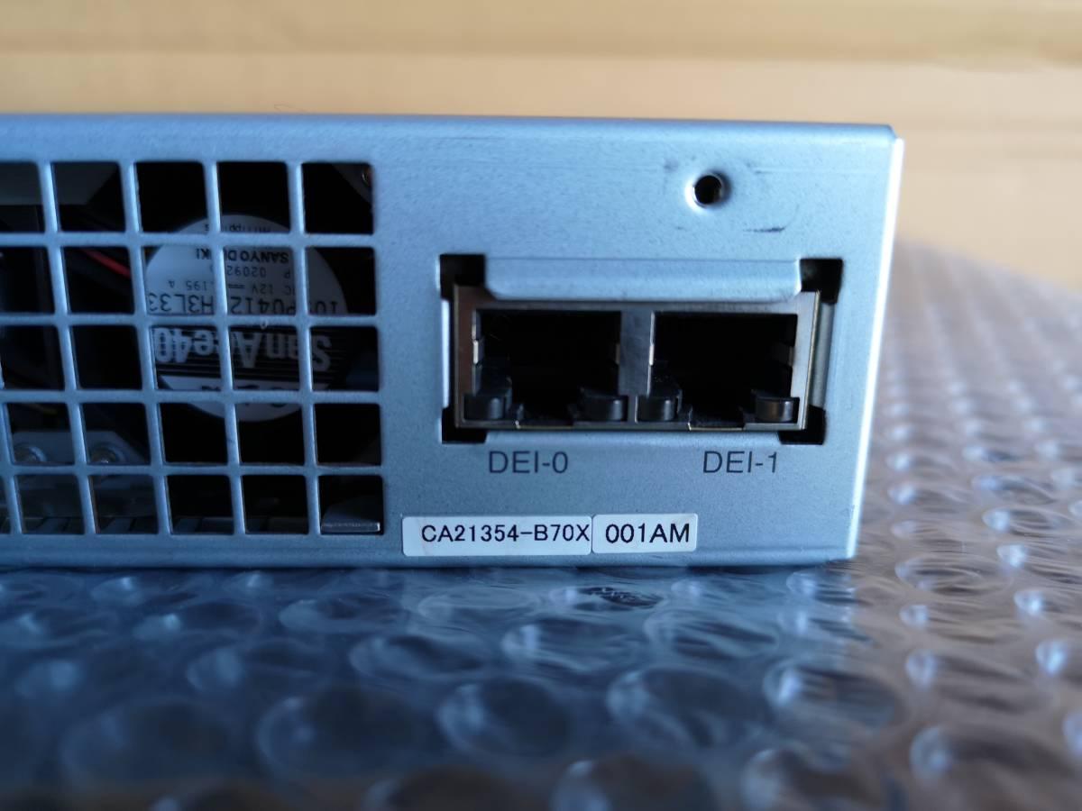 [S1339] 中古 Fujitsu PORT BYPASS CIRCUIT CA21354-B70X 現状渡し_画像2