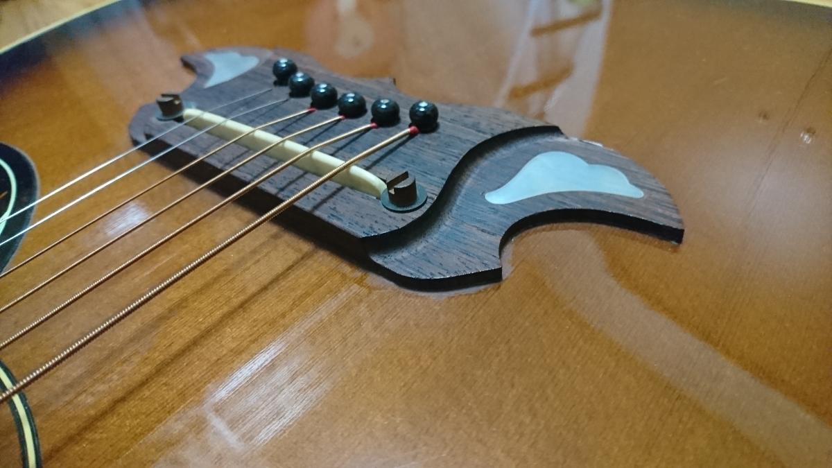Pro Martin CW-400 希少・アコースティックギター 状態良ジャパンビンテージ_画像9