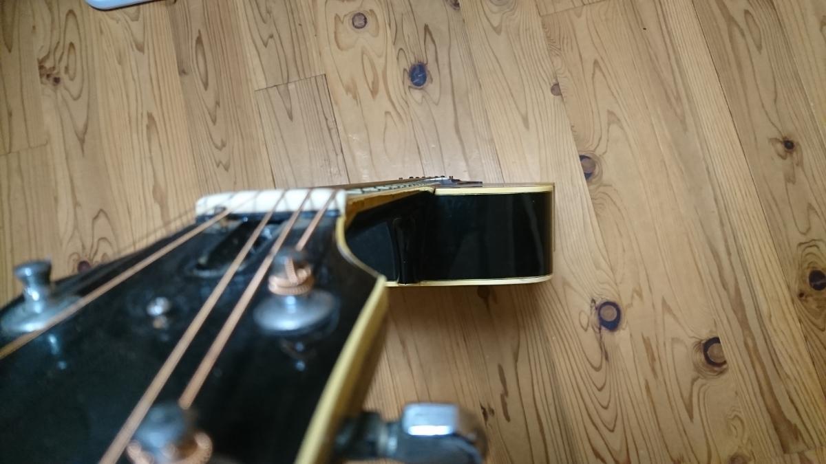 Pro Martin CW-400 希少・アコースティックギター 状態良ジャパンビンテージ_画像8
