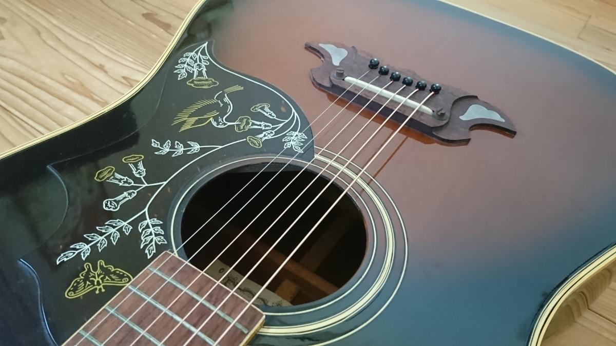 Pro Martin CW-400 希少・アコースティックギター 状態良ジャパンビンテージ_画像10