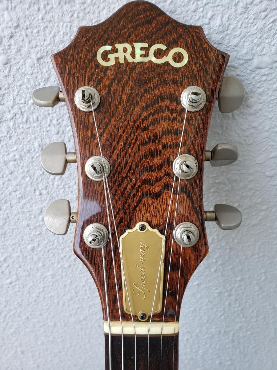 Greco speed way グレコ Go 700_画像2