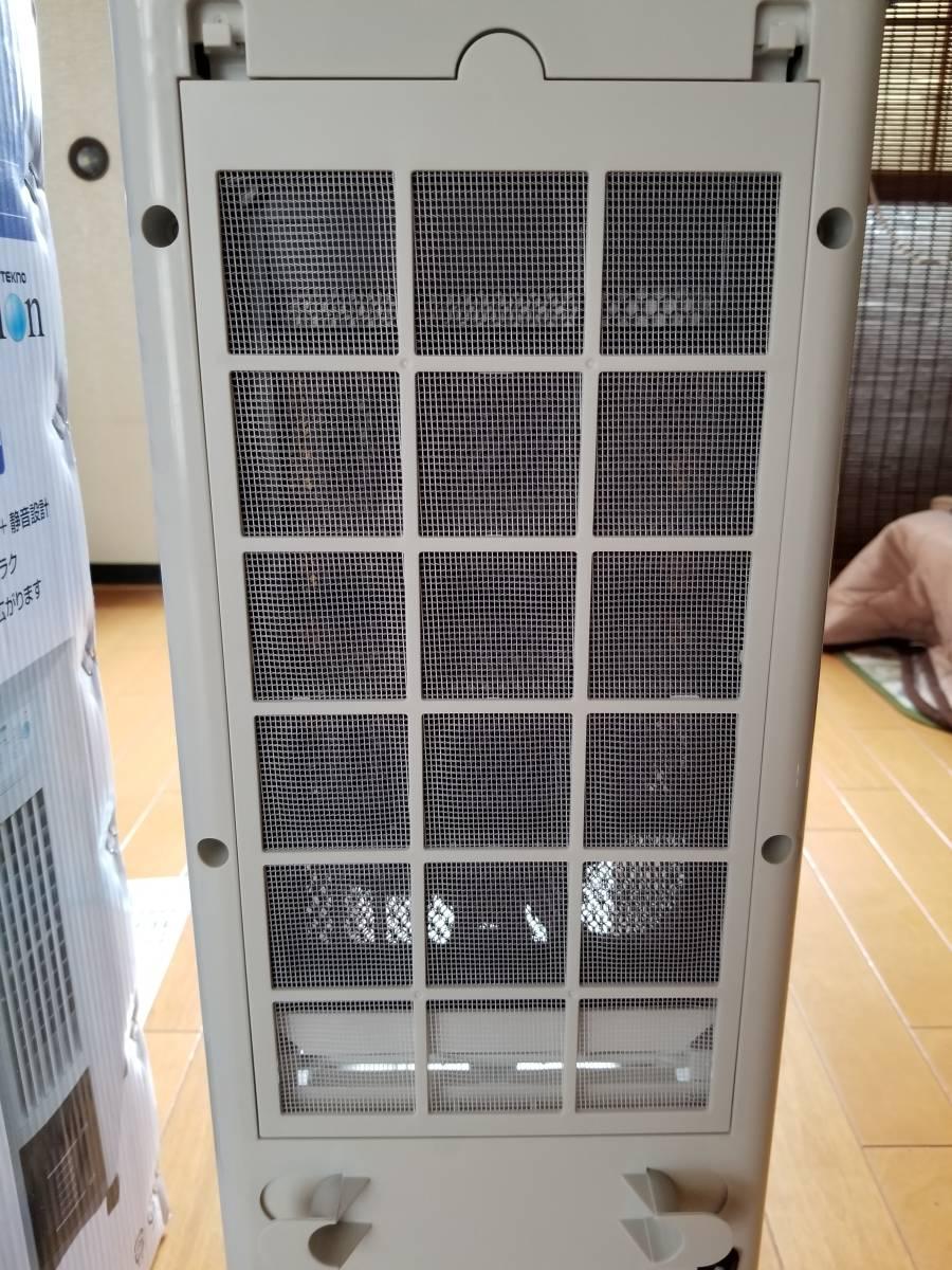 【使用期間少】TEKNOS テクノス テクノイオン 冷風扇 スリムタイプ TCI-007 中古良品_画像6