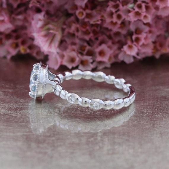 最高級の逸品 豪華 厳選 超大粒 スカイブルーCZダイヤモンドリング指輪 1.5ct 刻印有 プラチナ仕上 シルバー925 14号_画像2