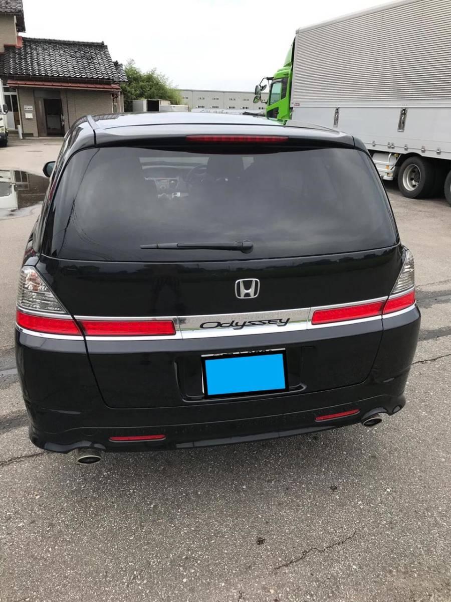 「オデッセイ車検あり!初年度登録平成18年です(^_^)令和元年12月18日まで!今も乗ってます。」の画像3