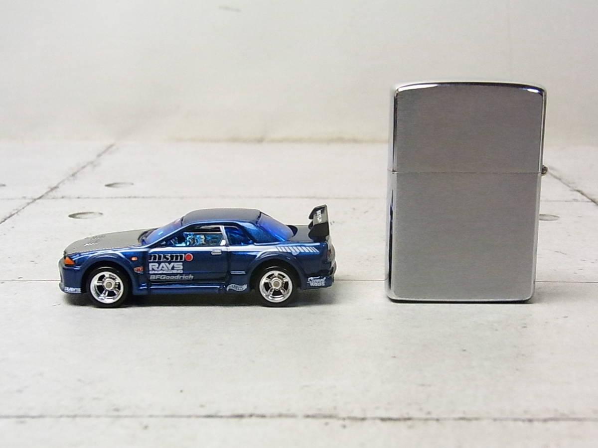 100%ホットウィール コレクターブック/NO.5 ニッサン スカイライン GT-R R32 コレクション品_画像5