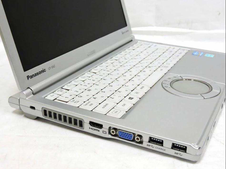 中古パソコン 即日発送 訳あり 12.1型 松下 CF-SX2ADSCS/Win10 64 pro/三世代Core i5/4G/SSD 128G/無線/カメラ/リカバリ領域/Office★税無_画像5