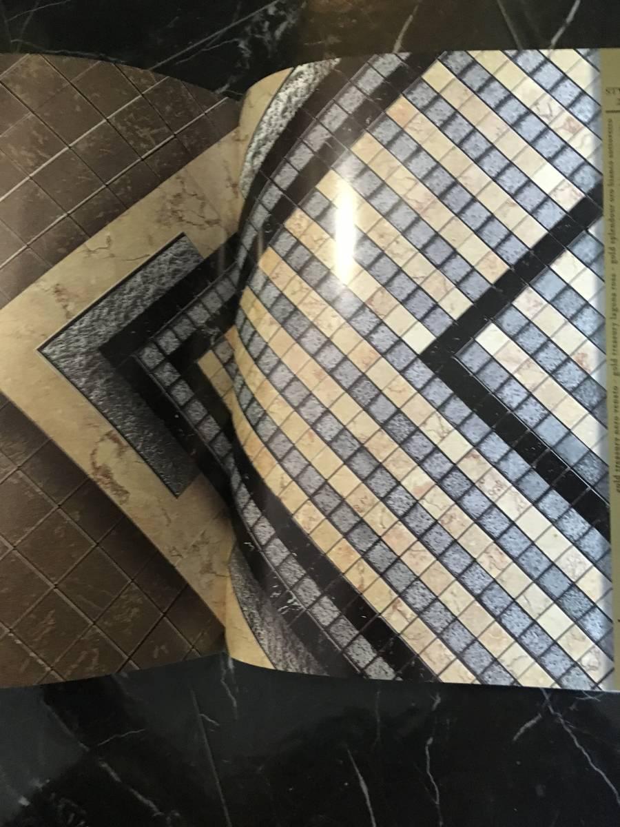 イタリアのタイル会社 カタログ 洋書 Cottoveneto イタリア デザイン コットベネット 写真集 インテリア 建築 タイル 家つくり_画像10