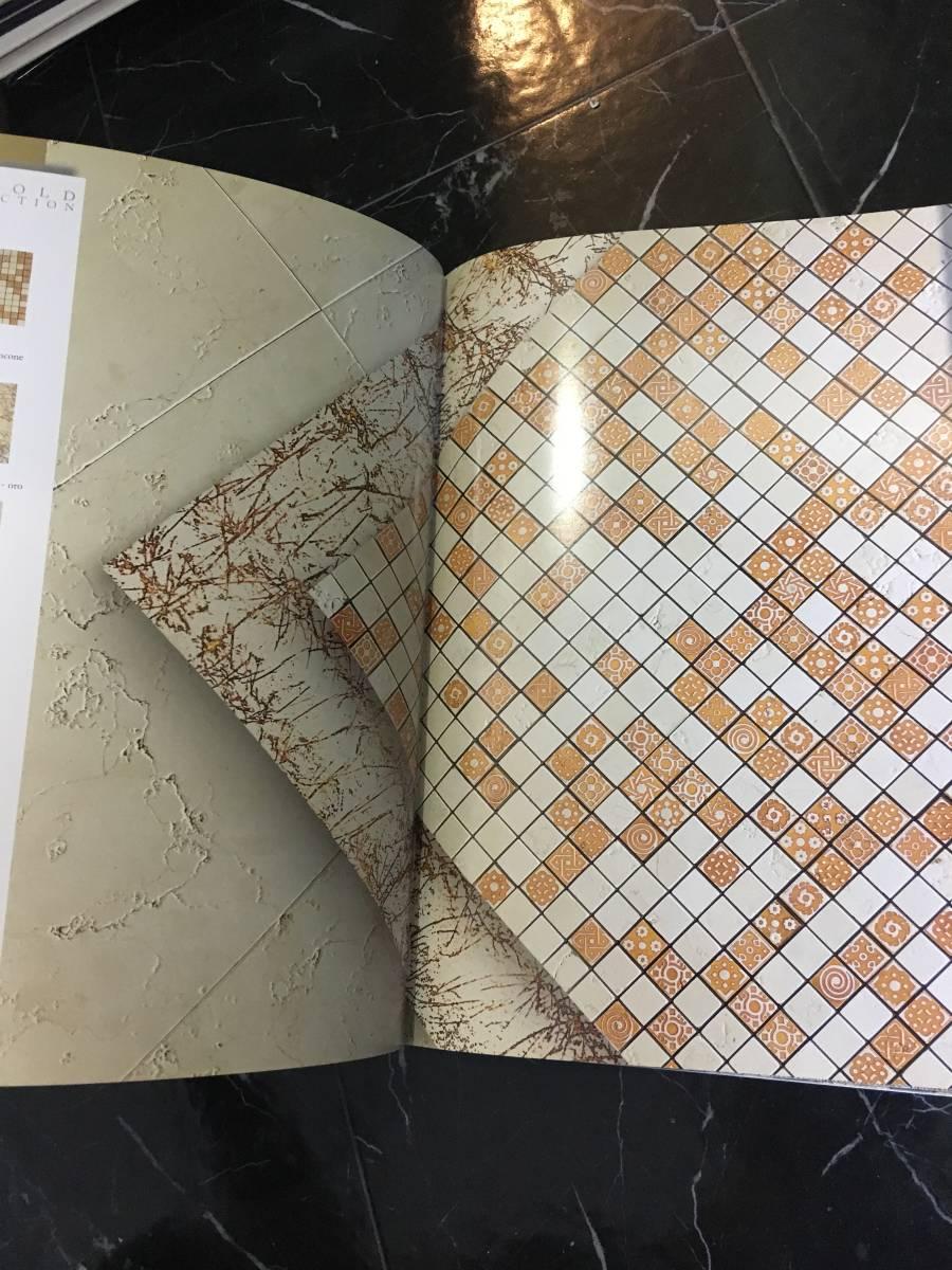 イタリアのタイル会社 カタログ 洋書 Cottoveneto イタリア デザイン コットベネット 写真集 インテリア 建築 タイル 家つくり_画像4