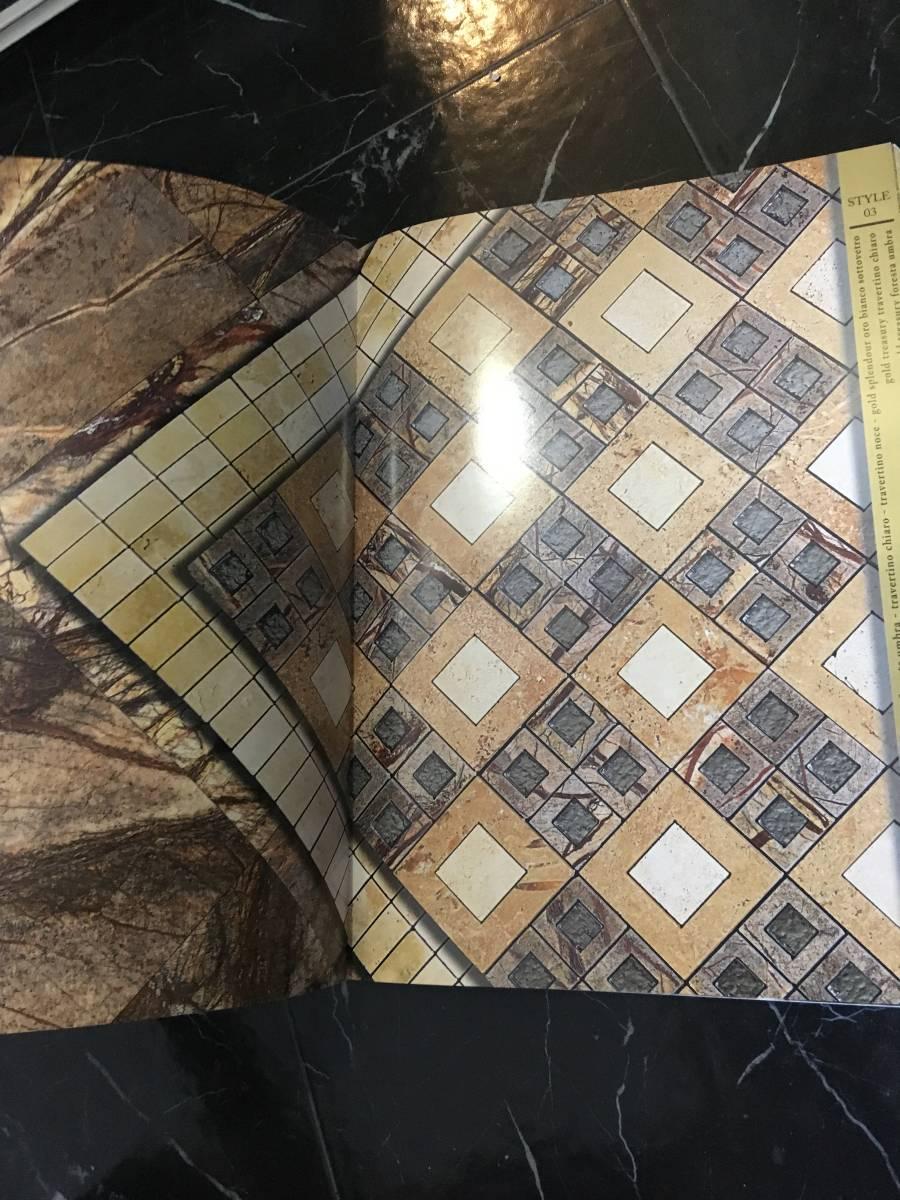 イタリアのタイル会社 カタログ 洋書 Cottoveneto イタリア デザイン コットベネット 写真集 インテリア 建築 タイル 家つくり_画像6