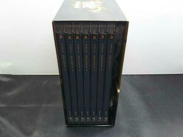 DVD [全8巻セット] Fate/stay night 1~8 BOX付き_画像2