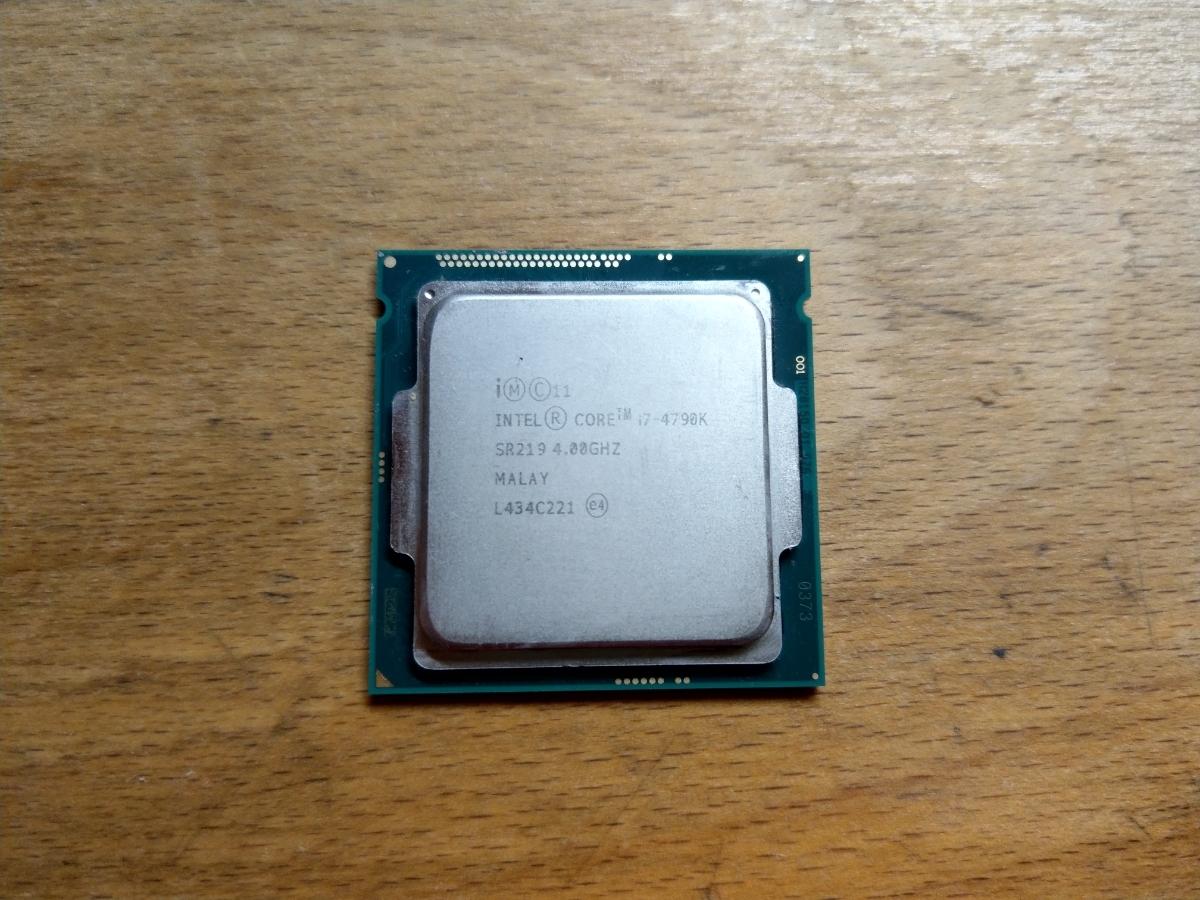 Intel Core i7 4790K 4.00Ghz LGA1150