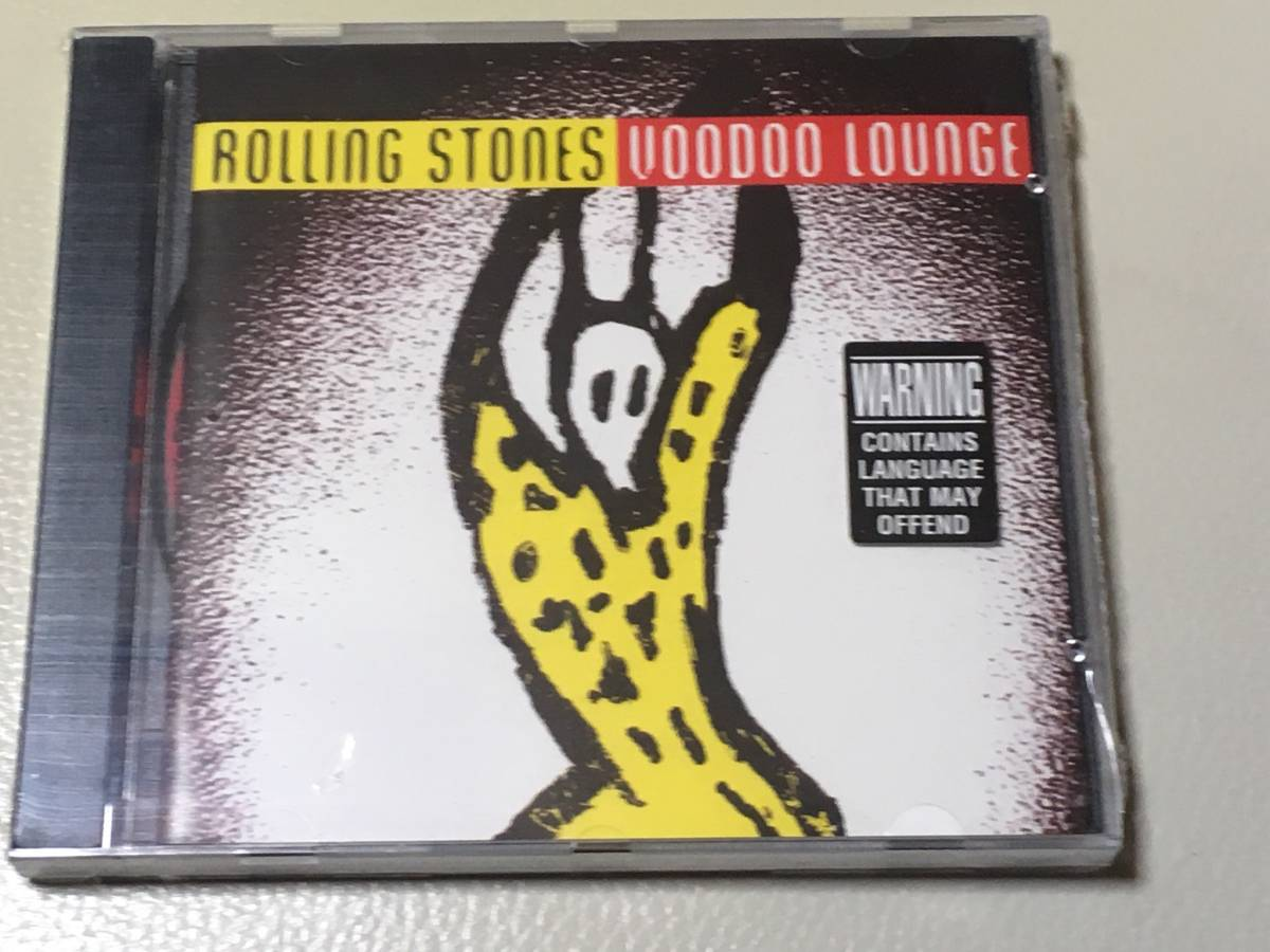 ◆Rolling Stones◆ローリングストーンズ◆Brashs Special Limited Edition◆Tour Souvenir◆Voodoo Lounge◆_画像3