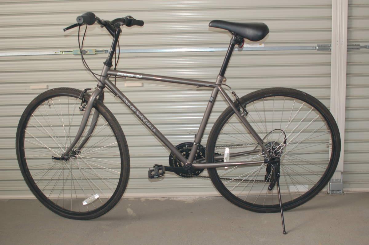 28インチ700 35Cクロスバイク Tour de Shangri-la (部品取り用、引取り限定)_画像2