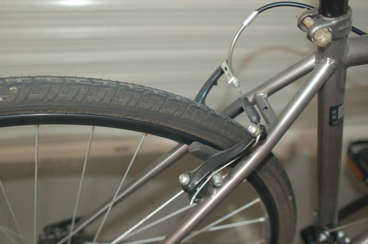 28インチ700 35Cクロスバイク Tour de Shangri-la (部品取り用、引取り限定)_画像8