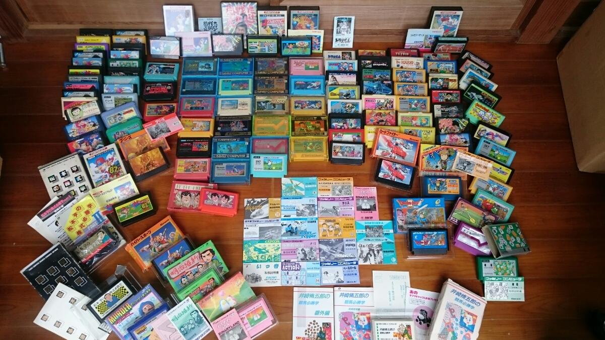 fcソフト レア 希少 ファミコンソフト マリオ ビーバップハイスクール ソフト 本体のみ 箱付き まとめて 大量