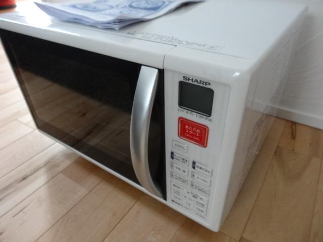 1円~最落なし売り切り■SHARP RE-S15C オーブンレンジ ホワイト■_画像6