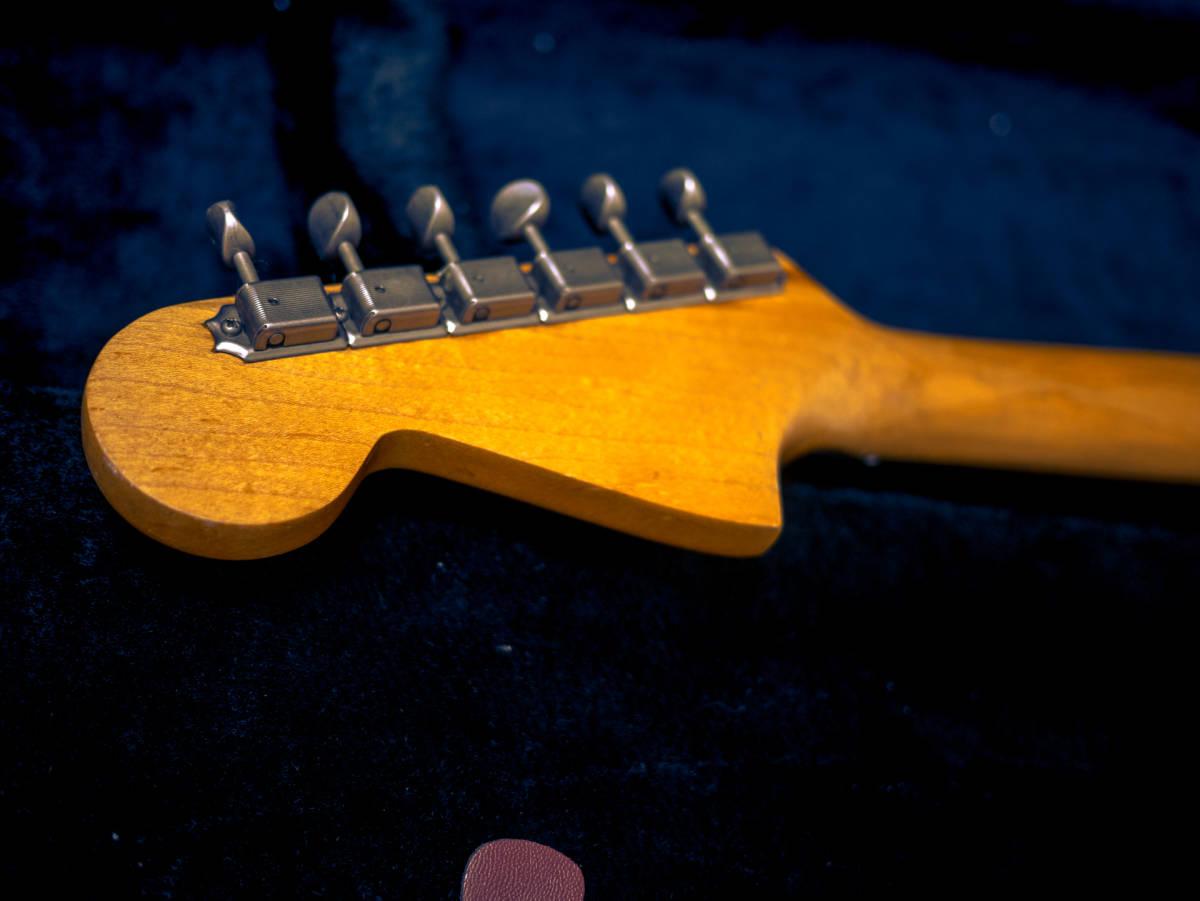 Fender Pre CBS 1965年製 ビンテージ Jaguar vintage FENDER USA custom shop 再出品_画像6