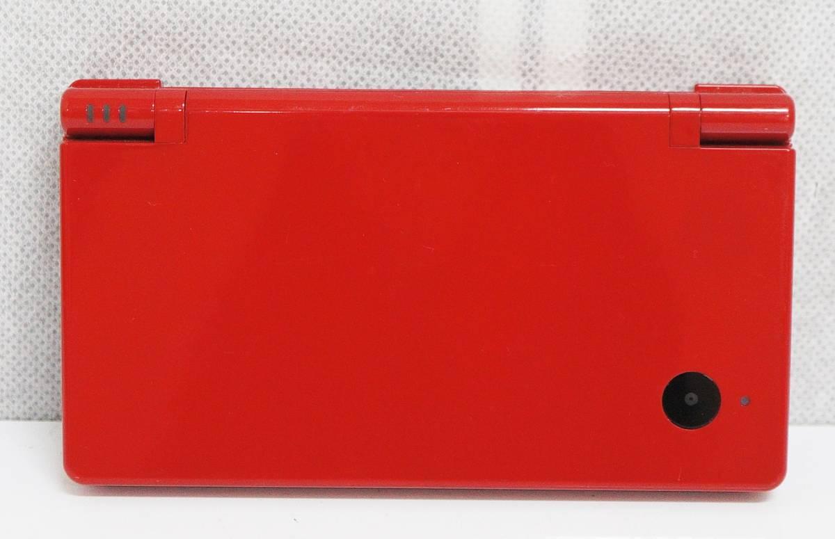 □ 任天堂 NINTENDO DS(シルバー) DSi(レッド) 本体2台+ソフト16本セット マリオカート/どうぶつの森/ポケモン等 中古 現状品 ③_画像5