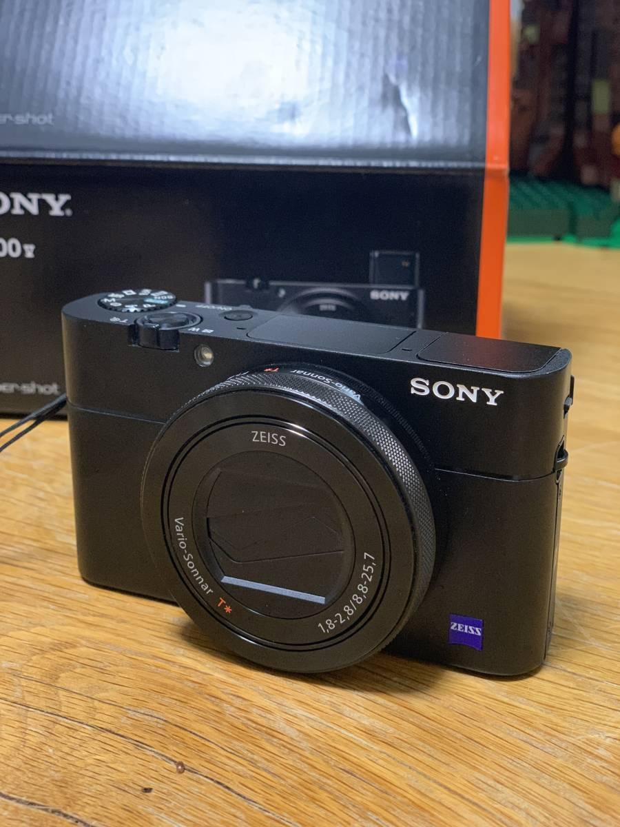 1円~ / 【美品】 SONY Cyber-shot DSC-RX100M5A デジタルカメラ ソニー ケース, SDcard付