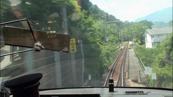 8000系フジサン特急 大月駅~河口湖走行展望 鉄道日和 富士急行線 _画像2